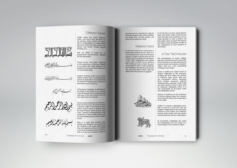 Design av bok: layout