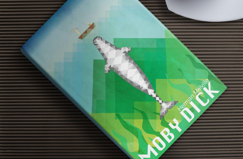 Bokomslag: Moby Dick