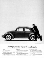 Volkswagen Beetle reklame kampanje