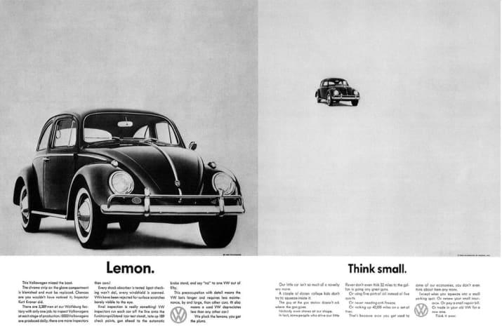 Volkswagens Beetle